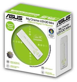 Asus MyCinema U3100Mini, sintonizador TDT para el Eee