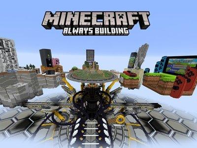 La Better Together Update de Minecraft ya está disponible y Microsoft lo celebra con un nuevo tráiler