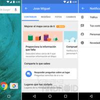 Google Maps 9.37: organización de los ajustes, acceso directo a la cronología y más novedades