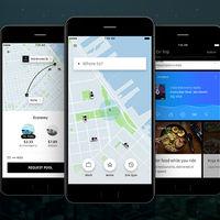 Así será la nueva app de Uber: más rápida, más inteligente, más simple