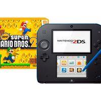 Con el cupón P10MIEDO y desde la app, tienes en eBay la Nintendo 2DS por sólo 69,95 euros