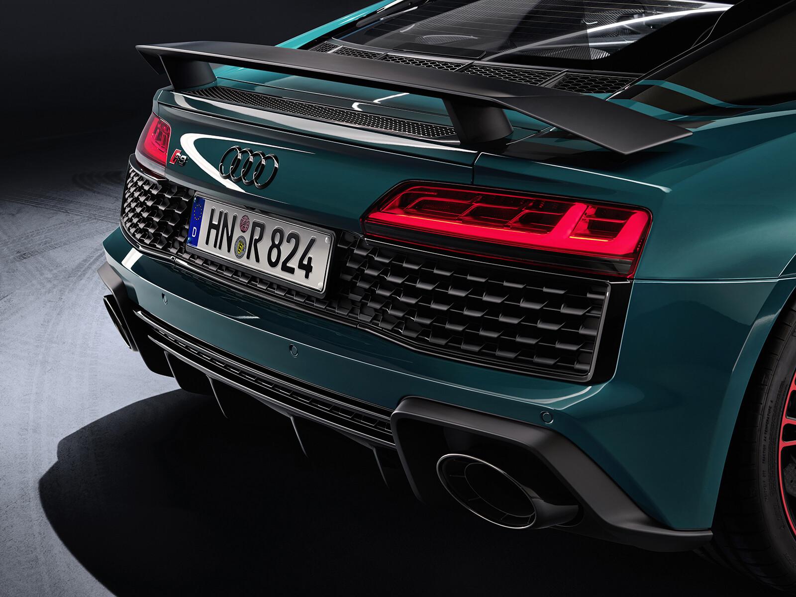Foto de Audi R8 Green Hell (8/25)