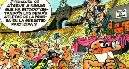 Mortadelo y Filemon comic 2