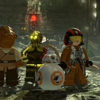 LEGO Star Wars: El despertar de la Fuerza nos hará vivir nuevas aventuras inéditas