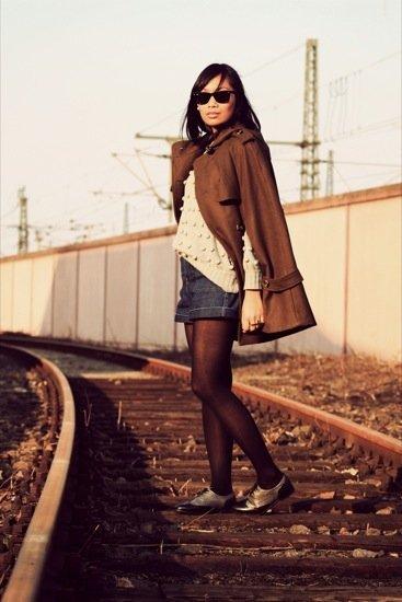 Anjelica Lorenz shorts