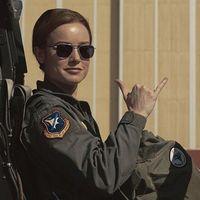 Así es la poderosa Capitana Marvel, una demostración más de Disney de que sus protagonistas también pueden ser feministas