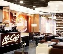 McCafé pretende competir con Starbucks
