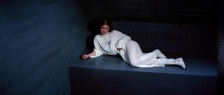 Leia encarcelada