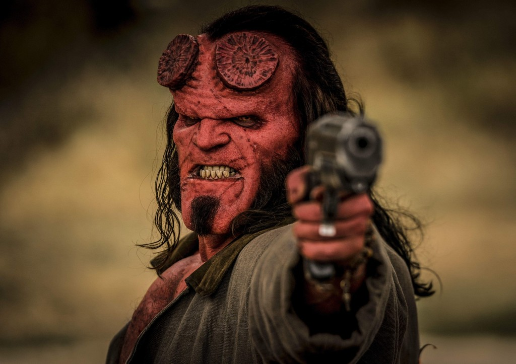 The new Hellboy fails at the box office