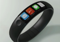 Espectacular concepto de iWatch con iOS 7 al estilo Nike+ FuelBand