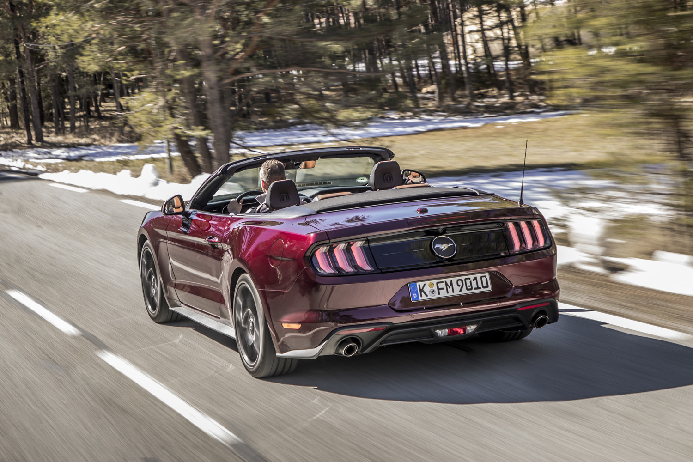 Foto de Ford Mustang 2018, toma de contacto (141/159)