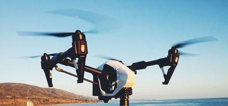 Los drones podrían ser el arma secreta de Apple para mejorar los datos de Apple Maps y superar a Google Maps