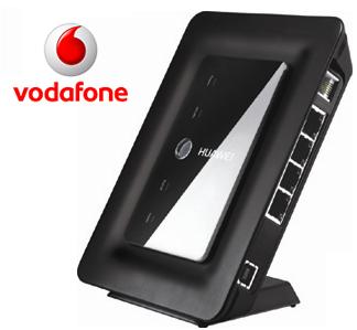 Nuevo Router Wifi Huawei E960 para particulares de Vodafone