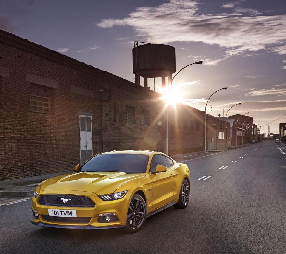 Foto de Ford Mustang 2015 (5/53)