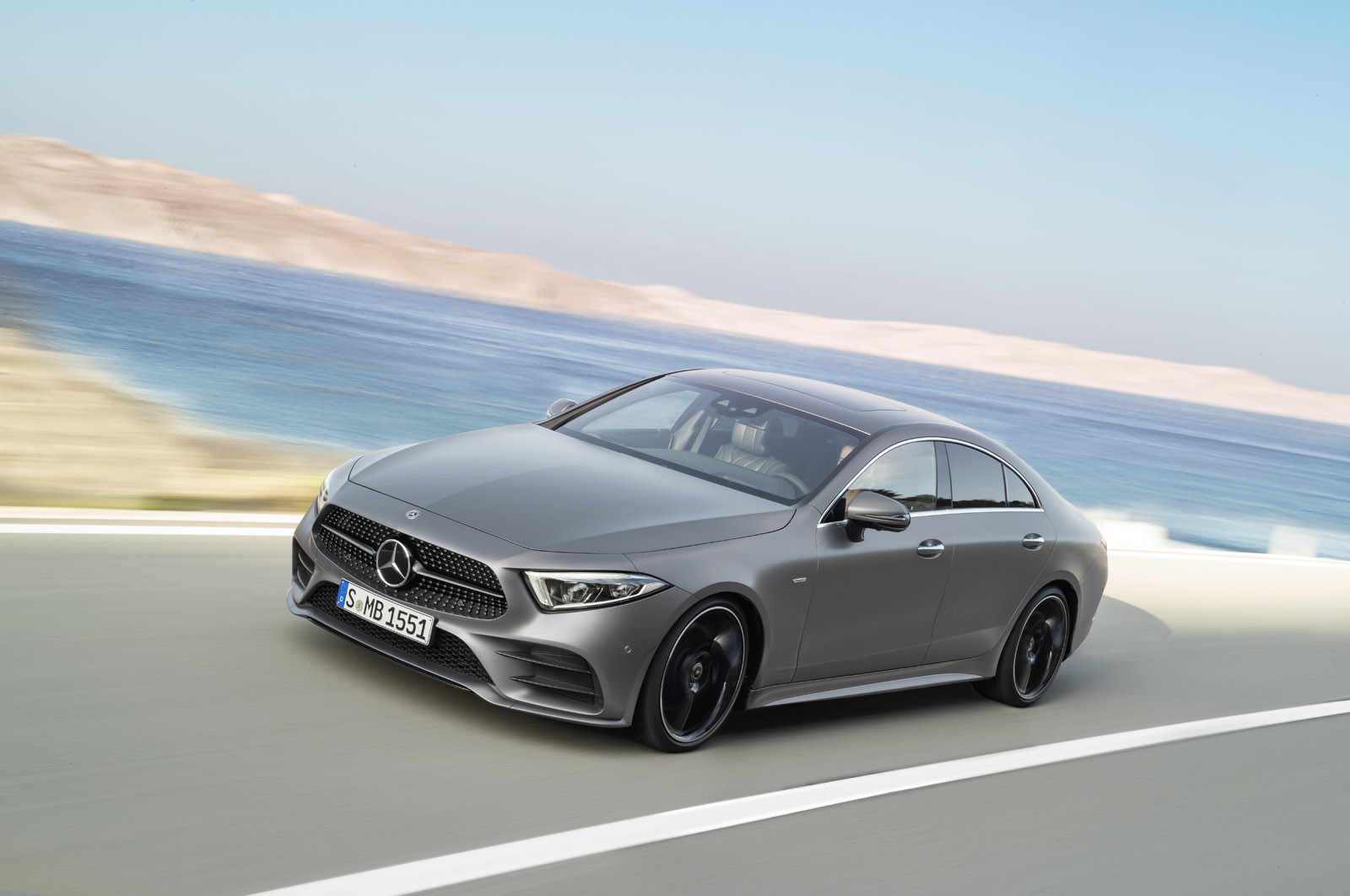 Foto de Mercedes-Benz CLS Coupé 2018 (50/56)