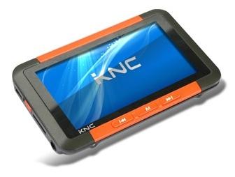 KNC M-700, al estilo XpressMusic
