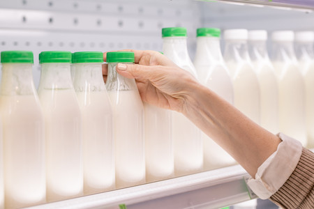 tecnologia-alimentos-casa-cuarentena-leche-pasteurizada