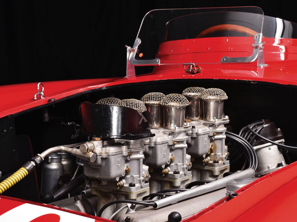 Foto de Ferrari 290 MM de Juan Manuel Fangio (13/15)
