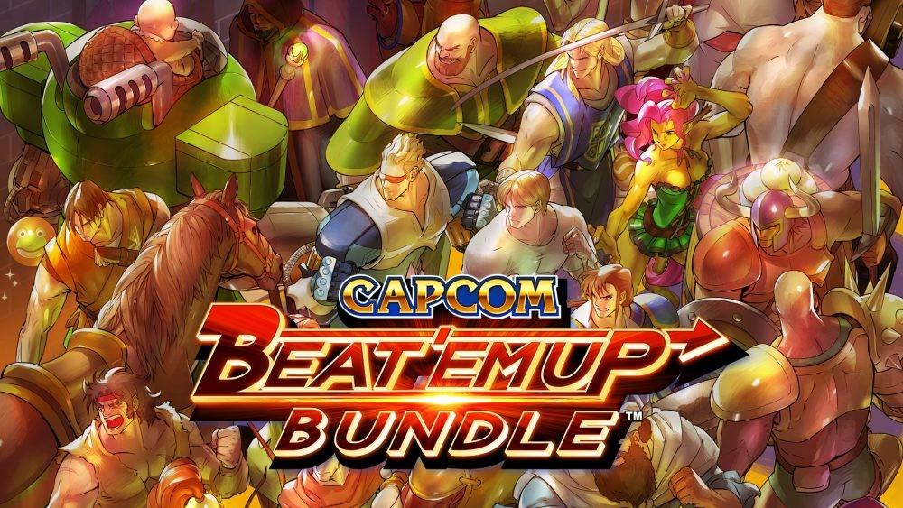 Capcom Beat 'em up Bundle nos permitirá rejugar a siete grandes clásicos arcade de los 90 en Switch
