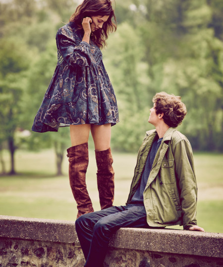 Free People August Magalog A Moment In Time 2