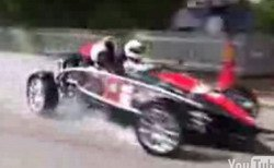 "Accidente de un Ariel Atom, o cómo distinguir un falso ""Stig"""