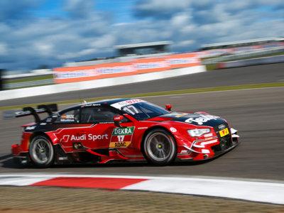 Miguel Molina y la primera victoria española en el DTM