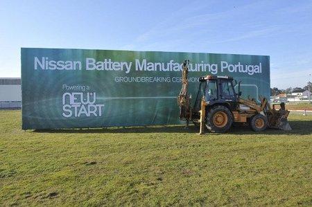 Nissan cancela su producción de baterías en Portugal