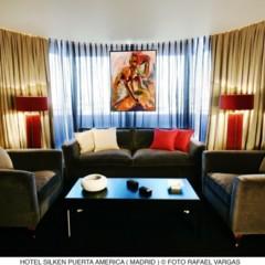 Foto 5 de 10 de la galería hotel-puerta-america-victorio-lucchino en Decoesfera