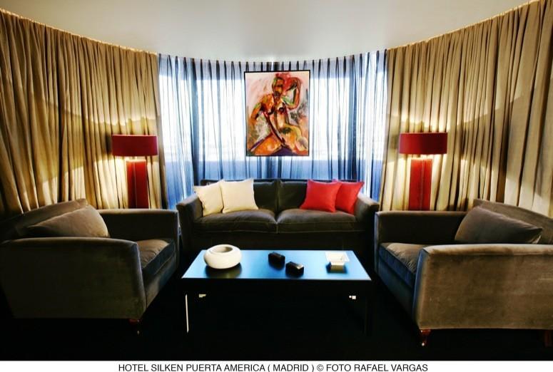 Foto de Hotel Puerta América: Victorio & Lucchino (5/10)
