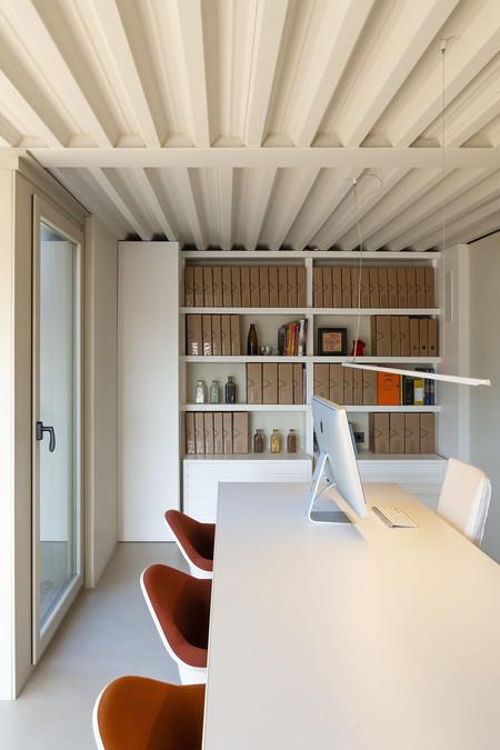Lucia Olano Interiorismo Vivienda Unifamiliar Tres Torres Barcelona Oficina 06a7687
