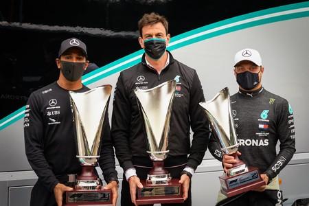Hamilton Belgica F1 2020