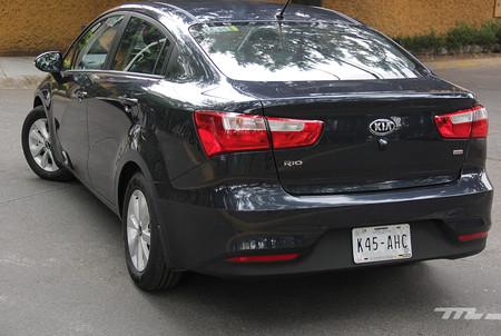 Kia Rio Sedan 4
