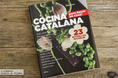 Cocina catalana para hacer en casa. Libro de recetas