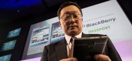 BlackBerry crece gracias al software y anuncia un nuevo acuerdo para fabricar sus móviles