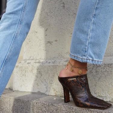 Los zapatos de punta cuadrada prometen invadir el street style. Siete modelos low-cost para ser la primera en llevar esta tendencia