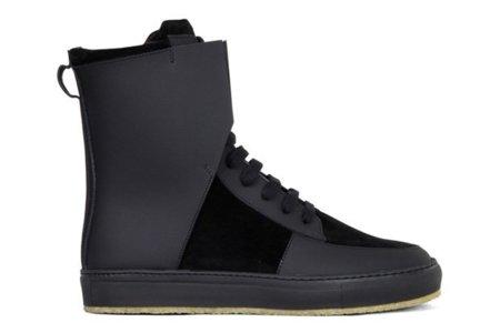 Las botas zapatillas de Kris Van Assche