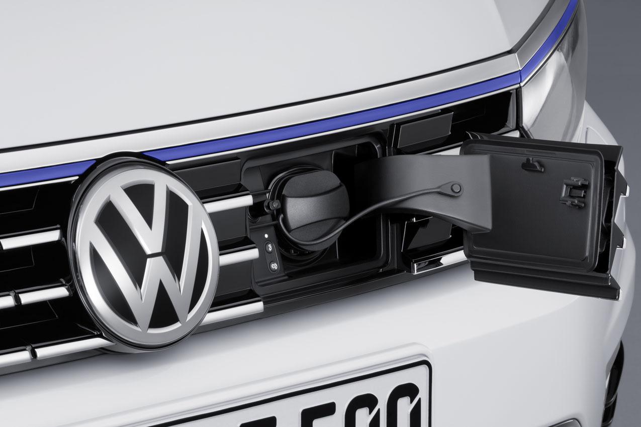 Foto de Volkswagen Passat GTE (4/8)