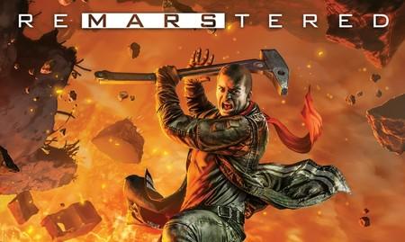 El remaster de Red Faction Guerrilla ya tiene fecha y si tienes el original en Steam la actualización es gratis