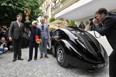 Bugatti 57SC Atlantic de 1938,