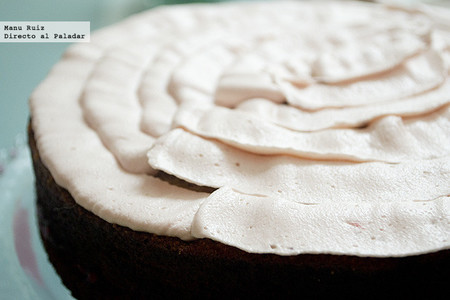 Crema de mantequilla de fresa para decorar y rellenar tartas o cupcakes. Receta
