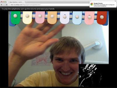 Chrome 21 Beta añade soporte nativo para webcam, micrófono y Gamepad