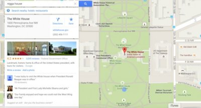 Pifias y racismo, así es como Google ha pedido perdón por los resultados de Google Maps
