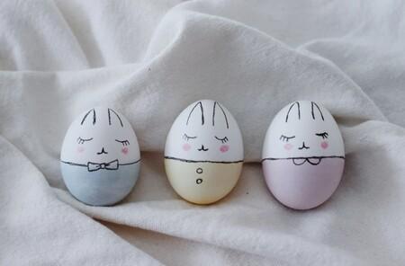 Manualidades Ninos Decorar Huevos Pascua 01