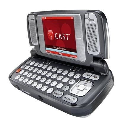 LG VX9900 ya a la venta con Verizon