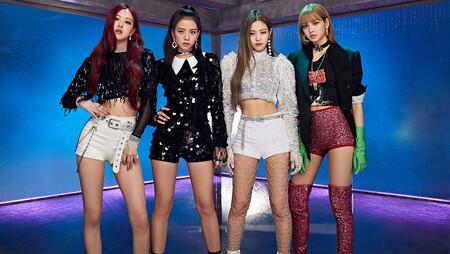El grupo coreano de K-Pop, Blackpink.