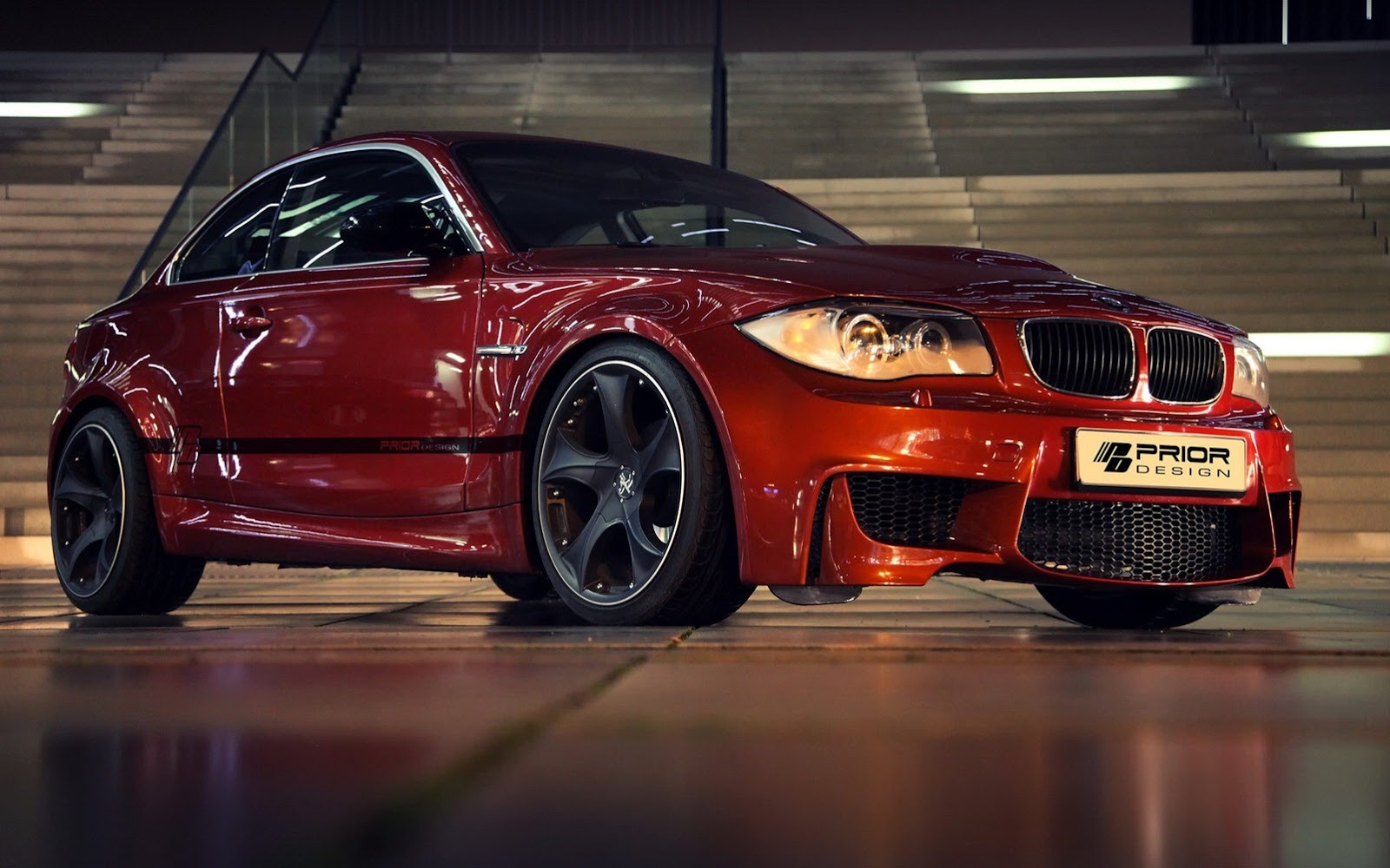 Foto de Prior Design BMW Serie 1 Coupé (15/27)