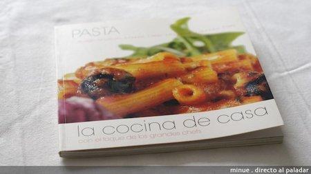 El libro de pasta de La cocina de casa