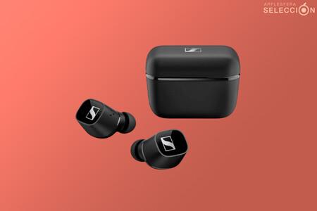 Los auriculares Bluetooth TWS Sennheiser CX 400BT compatibles con AAC, aptX y SBC están en Amazon por 99 euros, su precio mínimo