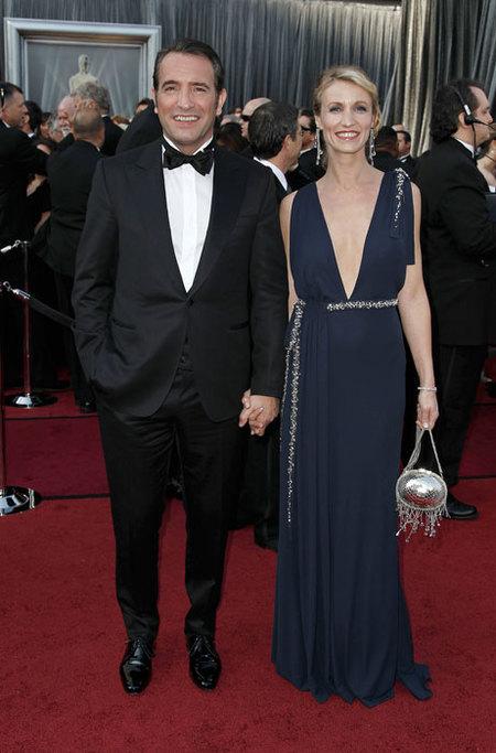Jean-Dujardin-and-Alexandra-Lamy