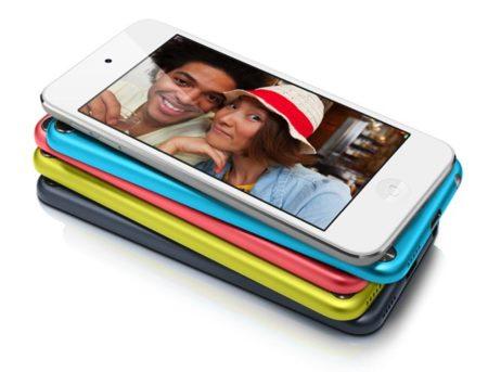 iPod Touch 5G y los nuevos colores